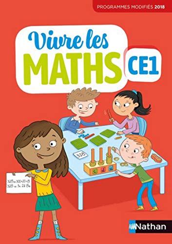 Vivre les maths - CE1 par  Jacqueline Jardy, Jacky Jardy, Sonia Fayette, Loïc Rouy