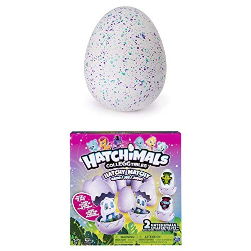 Hatchimals – 6044070 – Hatchimals HatchiBabies Ponette