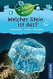 Mein erstes Welcher Stein ist das?: Mineralien, Gesteine, Fossilien - Rupert Hochleitner