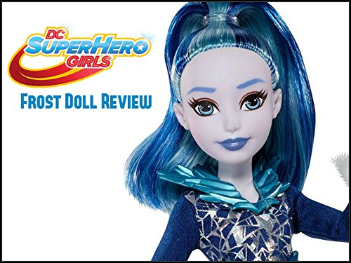 review-dc-super-hero-girls-frost-doll-review