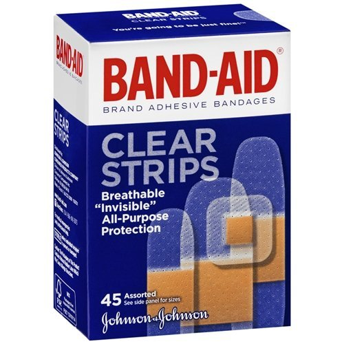 band-aid-brand-adhesive-bandages-clear-strips-assorted-sizes-45-ea-by-band-aid