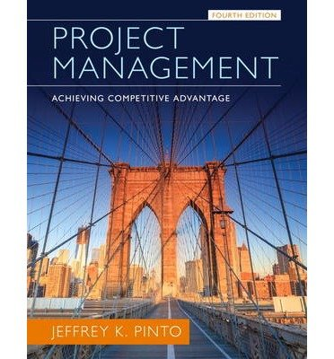 By Pinto, Jeffrey K. ( Author ) [ Project Management: Achieving Competitive Advantage (Revised) By Mar-2015 Hardcover