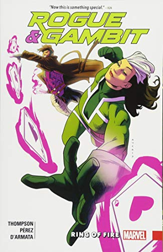 Gambit Superhelden - Rogue & Gambit: Ring of