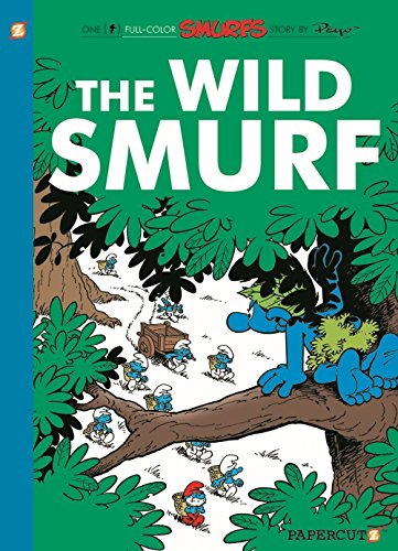 The Wild Smurf Cover Image