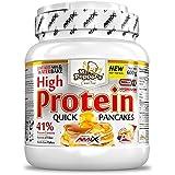 Amix High Protein Pancakes 600gr–goût–Natural edulcorado