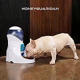 ANMER A25 Futterautomat, Automatischer Futterspender mit akustischer Benachrichtigung und Timer Funktion, 6 Mahlzeiten für Hunde ( Groß, Mittel und Klein ) und Katzen. - 9