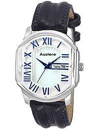 Austere Berlin White Dial Men Watch (MB-010307)