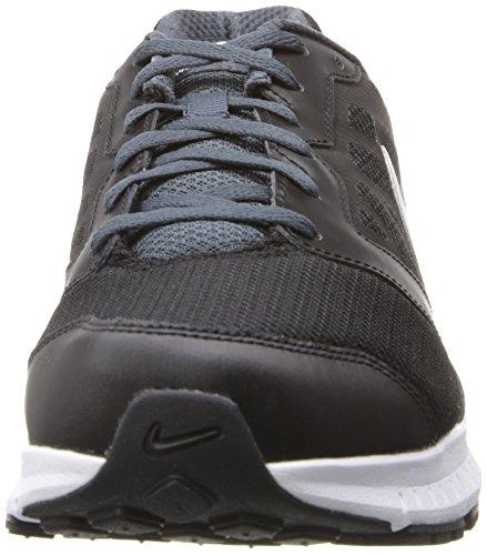 Nike Downshifter 6, Chaussures de course homme Negro (Black / Black-Black)