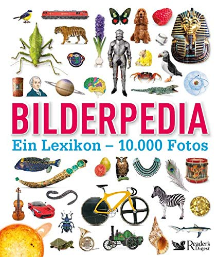 Bilderpedia: Ein Lexikon - 10.000 Fotos (incl. Poster 'Das Sonnensystem')
