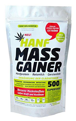 Hanf Protein Gainer 500 g
