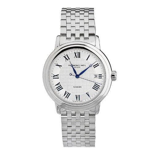 Raymond Weil 2837-ST-00659 - Reloj de pulsera hombre, acero inoxidable, color Plata