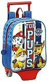Safta Patrulla Canina Top Pups Cartable, 28 cm, Bleu (Azul)