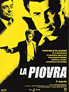 la piovra 01 (3 dvd) box set