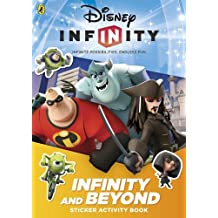 Disney Infinity: Infinity and Beyond Sticker Activity Book