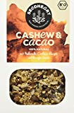 Seedheart Cashew Kakao Bio Müsli Kakaonibs Cashew Quinoa Glutenfreie Zutaten Kein Getreide Ohne Zucker Amaranth 300gr