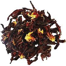 Sorich Organics Dry Hibiscus Flower Herbal Tea, 100g