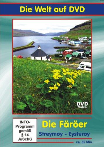 Die Färöer, Streymoy und Eysturoy, 1 DVD