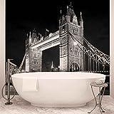 London City fotobehang wandschilderij schilderij behang (235FW)