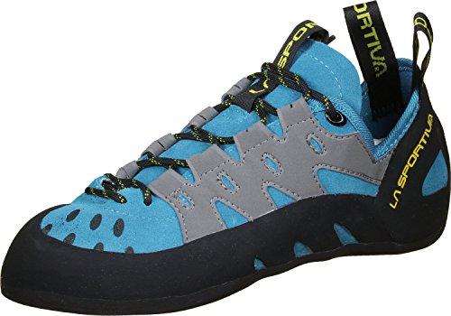 La Sportiva Tarantulace - Pies de gato - gris/azul Talla del calzado 44 2017