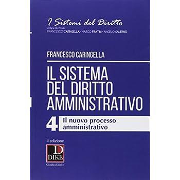 Il Sistema Del Diritto Amministrativo: 4