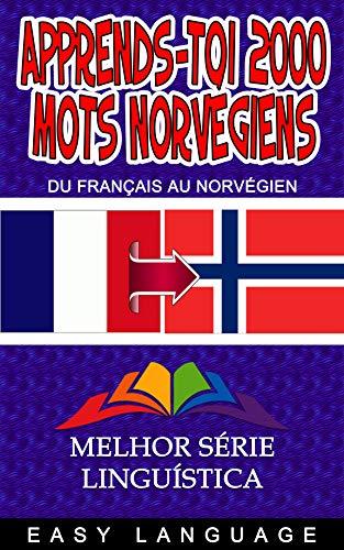 Couverture du livre Apprends-toi 2000 Mots Norvégiens