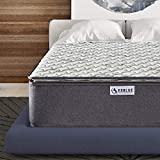 Ej. Life Bamboo Fiber Mattress, Pocket Sprung Mattress with Memory Foam - 9 Zone Orthopaedic Mattress