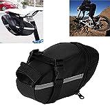 ELECTROPRIME Bag Pouch Storage Saddle Tube seat Rear Men's Fashion Sport Bicycle Accessories