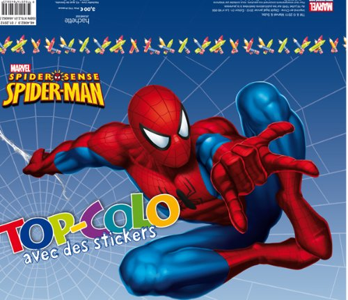 Spiderman, TOP COLO