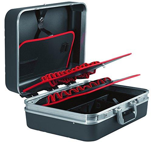 USAG 001 MV-Werkzeugkoffer (für Elektroniker und Elektrotechniker, unbestückt) U00010001