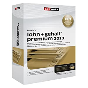 lexware lohn gehalt premium 2013 update version. Black Bedroom Furniture Sets. Home Design Ideas