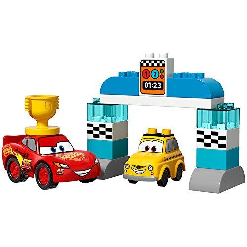 LEGO DUPLO IP New - Carrera de la Copa Pistón (10857)