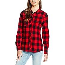 finest selection 8fad6 770f5 Suchergebnis auf Amazon.de für: hemd rot schwarz kariert damen