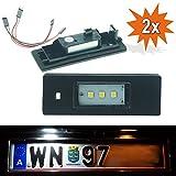 LED SMD 208 Kennzeichenbeleuchtung Xenon Weiss mit E Prüfzeichen