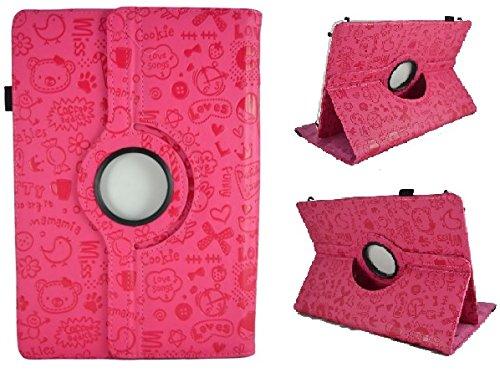 Funda con diseño original con dibujos para Tablet Bq Edison 2 Quad Core 10.1' -...