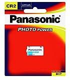 Panasonic - Batterie Lithium Blister CR2 bl1 3V 750mAh - Batterie(n)