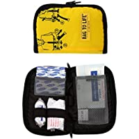 BAG TO LIFE First Aid Kit Erste Hilfe Tasche Upcycling einer Rettungsweste Notfalltasche preisvergleich bei billige-tabletten.eu