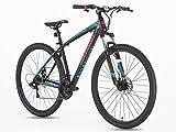 Mountain bike,STEEL Frame & Fork ,Front suspension...