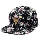 Zeagoo Damen Baseball Cap Sport Golf Mütze schwarz
