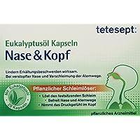 Tetesept Eukalyptusöl Kapseln Nase & Kopf, 20 Stück preisvergleich bei billige-tabletten.eu
