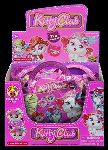 Kitty Club Blind Pack Figure Pack  Only 1 Figure Pack  by Kitty Club