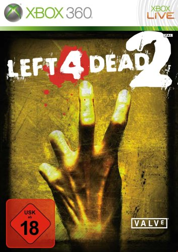 Left 4 Dead 2 (inkl. Counter-Strike: Source Waffen) - Xbox Horror 360