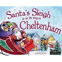 Santa's Sleigh is on its Way to Cheltenham