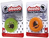 Pets Planet Dooda Flea and Tick Collar (Small) (Color May Vary)