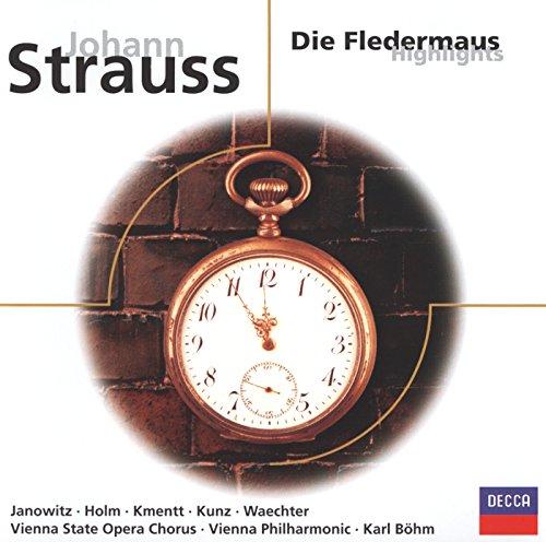 J. Strauss II: Die Fledermaus / Act 2 - Im Feuerstrom der Reben...Herr Chevalier, ich grüße Sie (Herren-rebe)