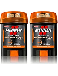 Mennen - Déodorant Homme Stick Endurance 72h - 50 ml - Lot de 2