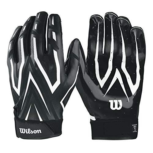 Wilson The Clutch Skill American Football Handschuhe - schwarz Gr. XL