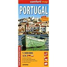 PORTUGAL 1/500.000 (comfort !map)