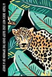 A TIGER DOES NOT LOSE SLEEP OVER THE OPINION OF A SHEEP: (150 pages Beginner friendly Bullet Journaling Dot Grid Paper Notebook PLUS 12 SAMPLES PAGES -standard size)
