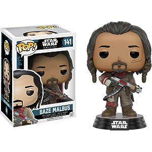 Funko Pop Baze Malbus(Star Wars 141) Funko Pop Rogue One (Star Wars)