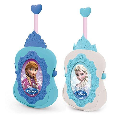 Frozen 16644FR - Set de 2 walkie talkies (IMC Toys 16644) - Walkie talkie, Muñecas y accesorios A partir de 4 años